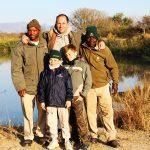 bush and beach safari