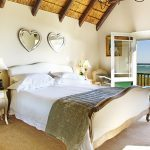 Luxury double room at Strand Beach Lodge in Strand