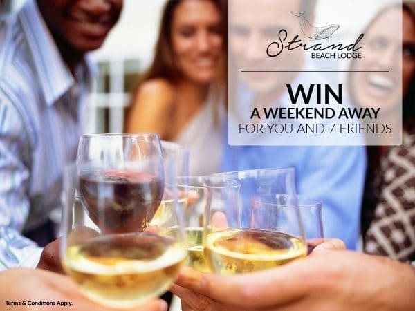 Strand Beach Lodge Facebook Competition